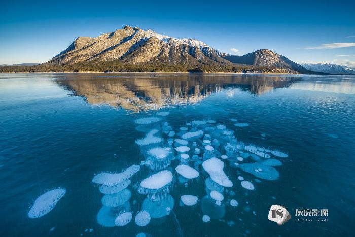 亚伯拉罕湖1 Abraham Lake1 叶丹蕾/DANLEI YE